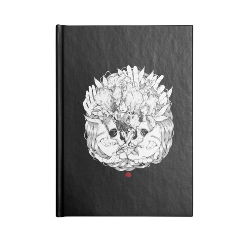 Ripe Accessories Blank Journal Notebook by jazhmine's