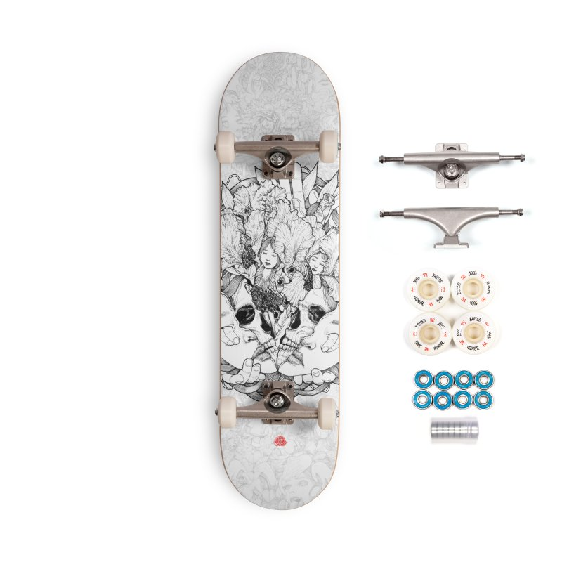 Ripe Accessories Complete - Premium Skateboard by jazhmine's