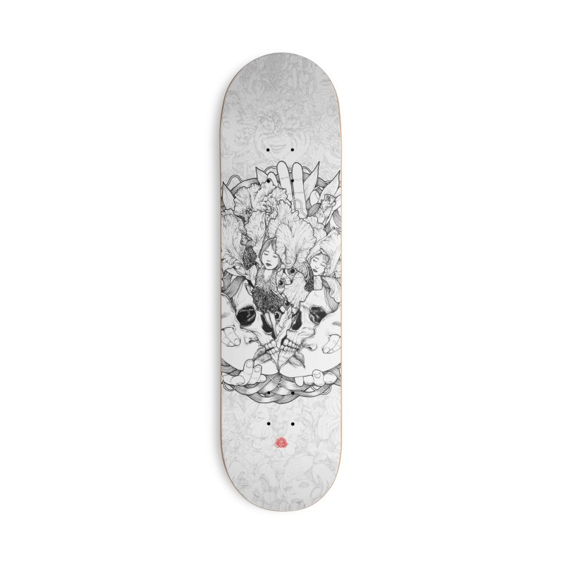 Ripe Accessories Deck Only Skateboard by jazhmine's