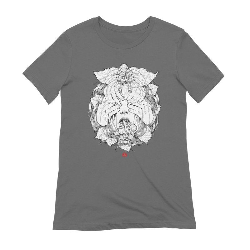Dark Women's Extra Soft T-Shirt by jazhmine's
