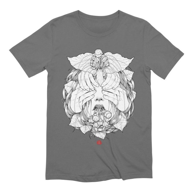Dark Men's Extra Soft T-Shirt by jazhmine's