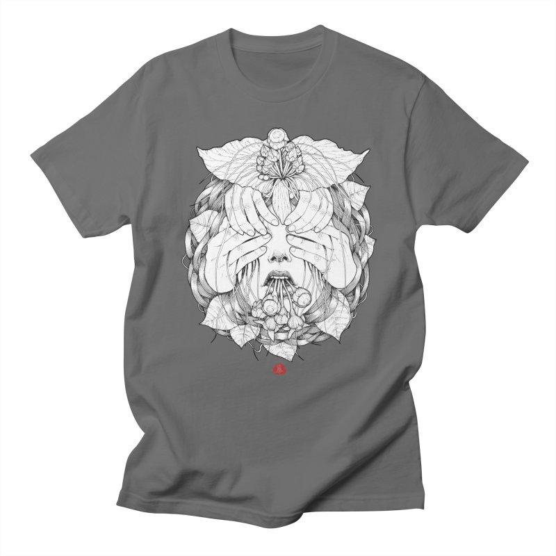 Dark Men's T-Shirt by jazhmine's