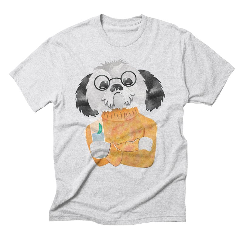 Any chance of a refill? Men's Triblend T-shirt by JAZZYDEVIL DESIGNZ