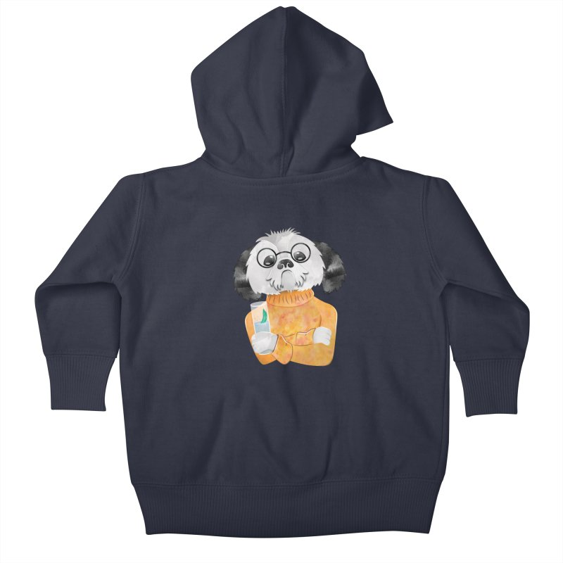 Any chance of a refill? Kids Baby Zip-Up Hoody by JAZZYDEVIL DESIGNZ