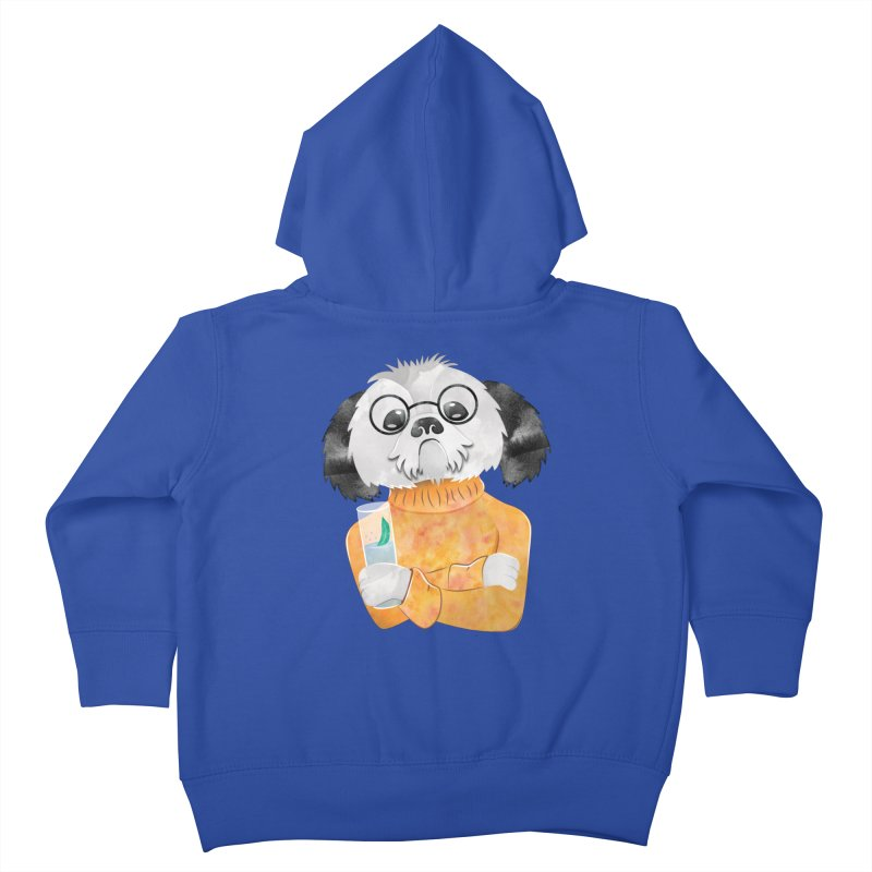 Any chance of a refill? Kids Toddler Zip-Up Hoody by JAZZYDEVIL DESIGNZ