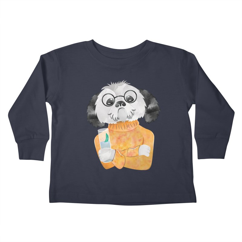 Any chance of a refill? Kids Toddler Longsleeve T-Shirt by JAZZYDEVIL DESIGNZ