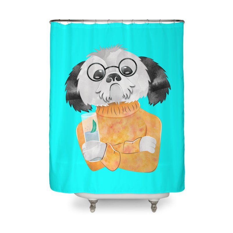 Any chance of a refill? Home Shower Curtain by JAZZYDEVIL DESIGNZ