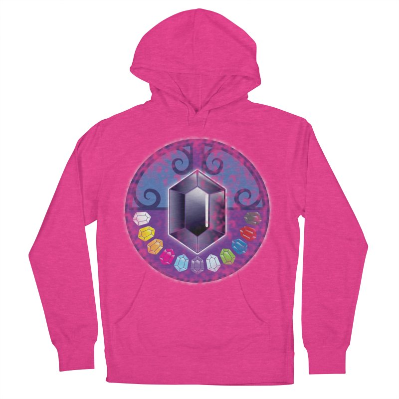 The Black Jewels Women's Pullover Hoody by JAZZYDEVIL DESIGNZ