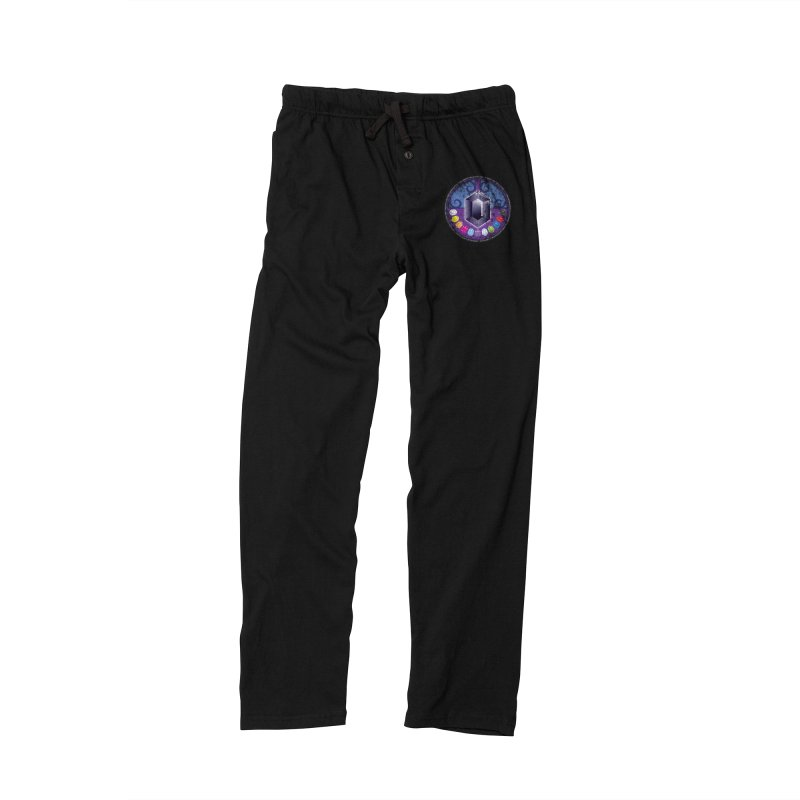 The Black Jewels Men's Lounge Pants by JAZZYDEVIL DESIGNZ