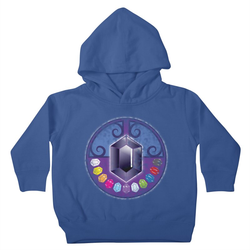 The Black Jewels Kids Toddler Pullover Hoody by JAZZYDEVIL DESIGNZ
