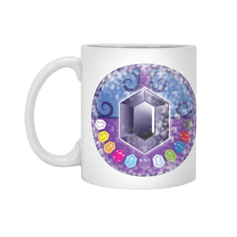 The Black Jewels Accessories Mug by JAZZYDEVIL DESIGNZ