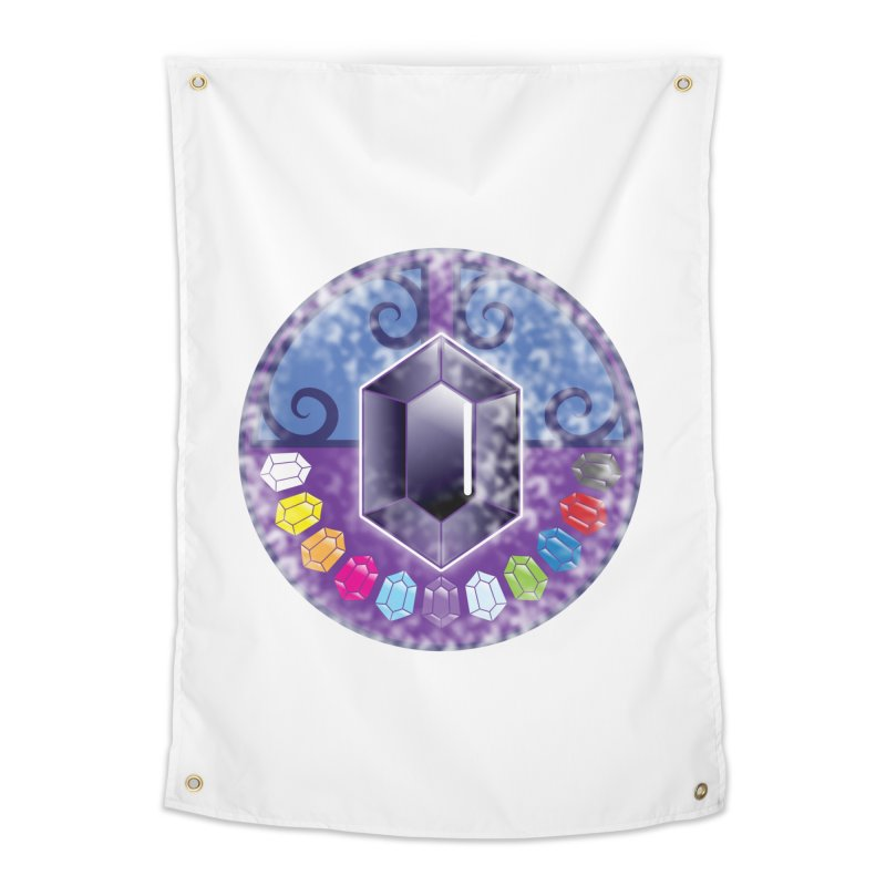 The Black Jewels Home Tapestry by JAZZYDEVIL DESIGNZ