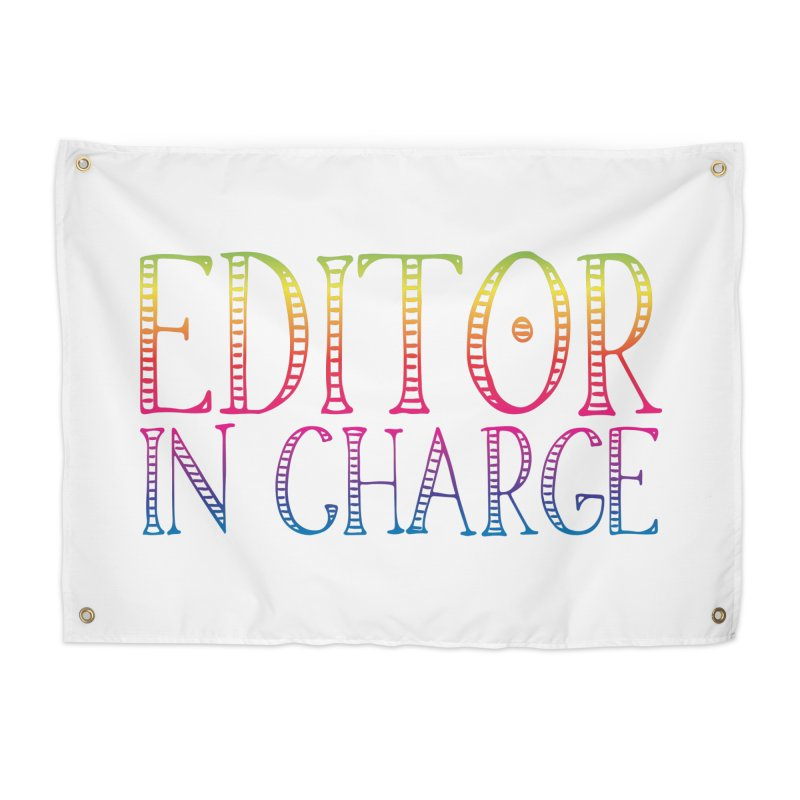 Editor in charge Home Tapestry by JAZZYDEVIL DESIGNZ
