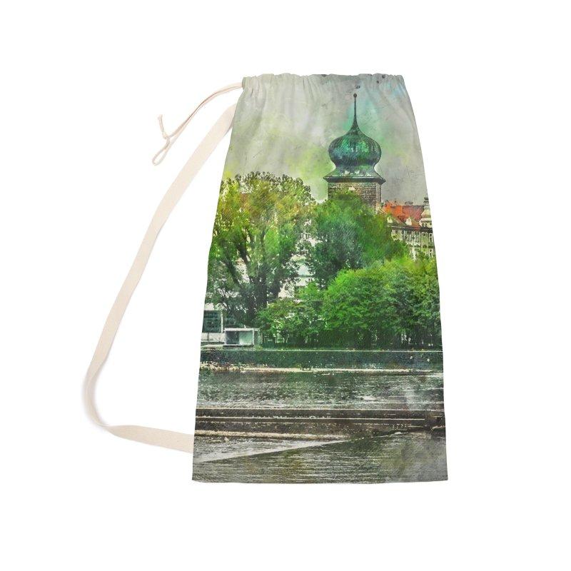 Praha city art #praha #prague Accessories Bag by jbjart Artist Shop