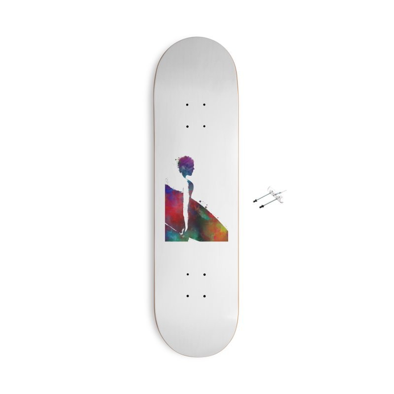Surfer sport art #surfer #sport Accessories Skateboard by jbjart Artist Shop