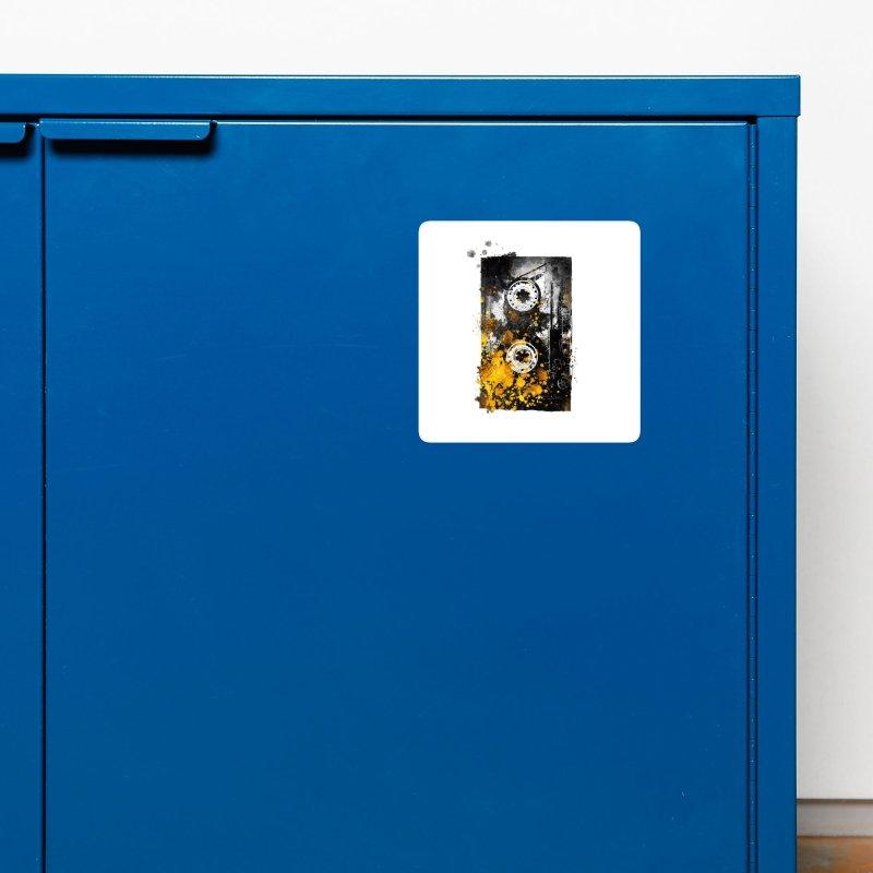 Music tape #music #tape Accessories Magnet by jbjart Artist Shop