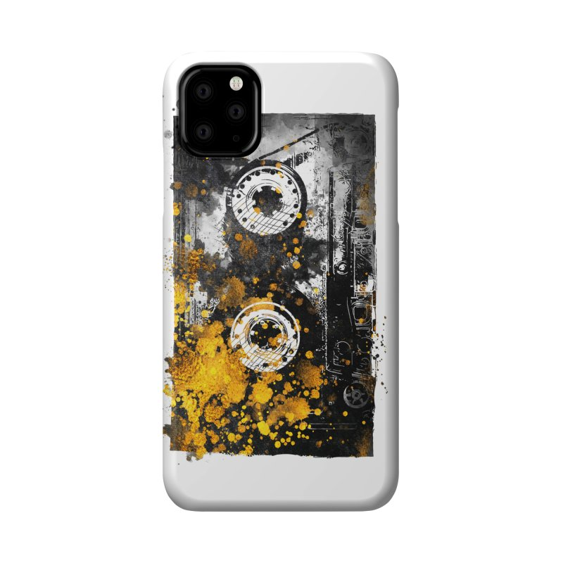 Music tape #music #tape Accessories Phone Case by jbjart Artist Shop