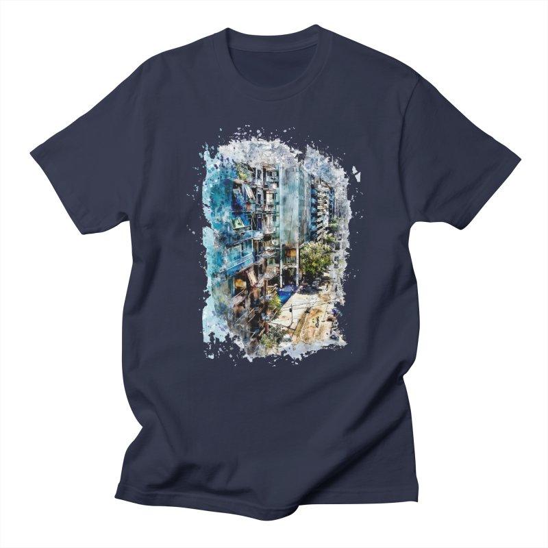 Athens Women's Regular Unisex T-Shirt by jbjart Artist Shop