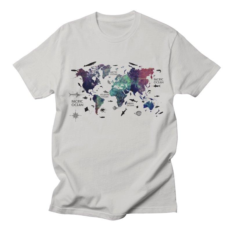 world map 12 Women's T-Shirt by jbjart Artist Shop