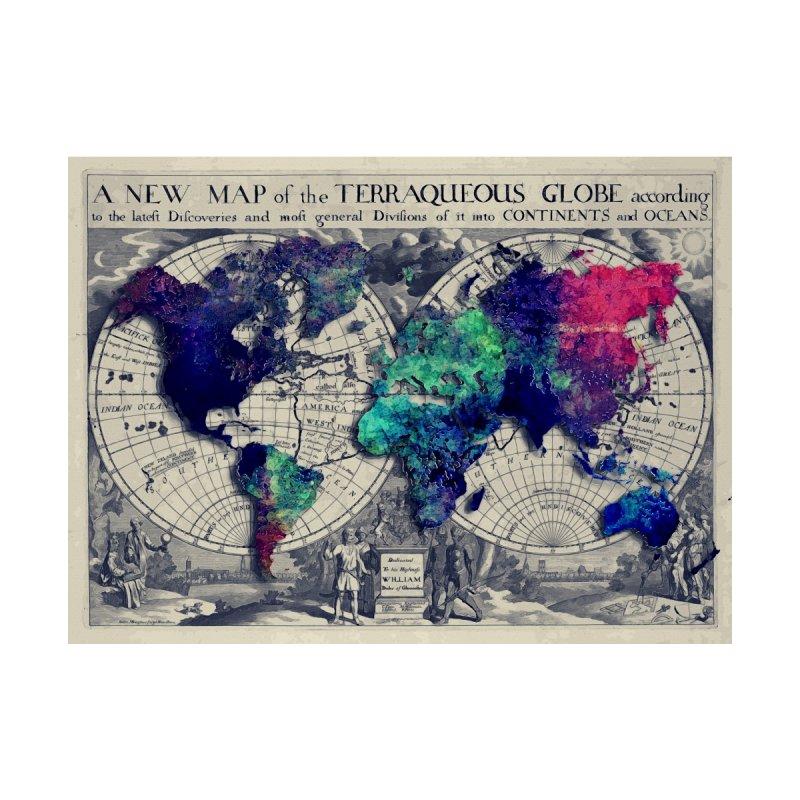 world map 17 Home Duvet by jbjart Artist Shop