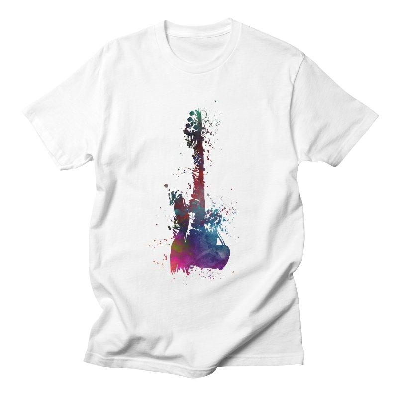 Guitar art Women's T-Shirt by jbjart Artist Shop