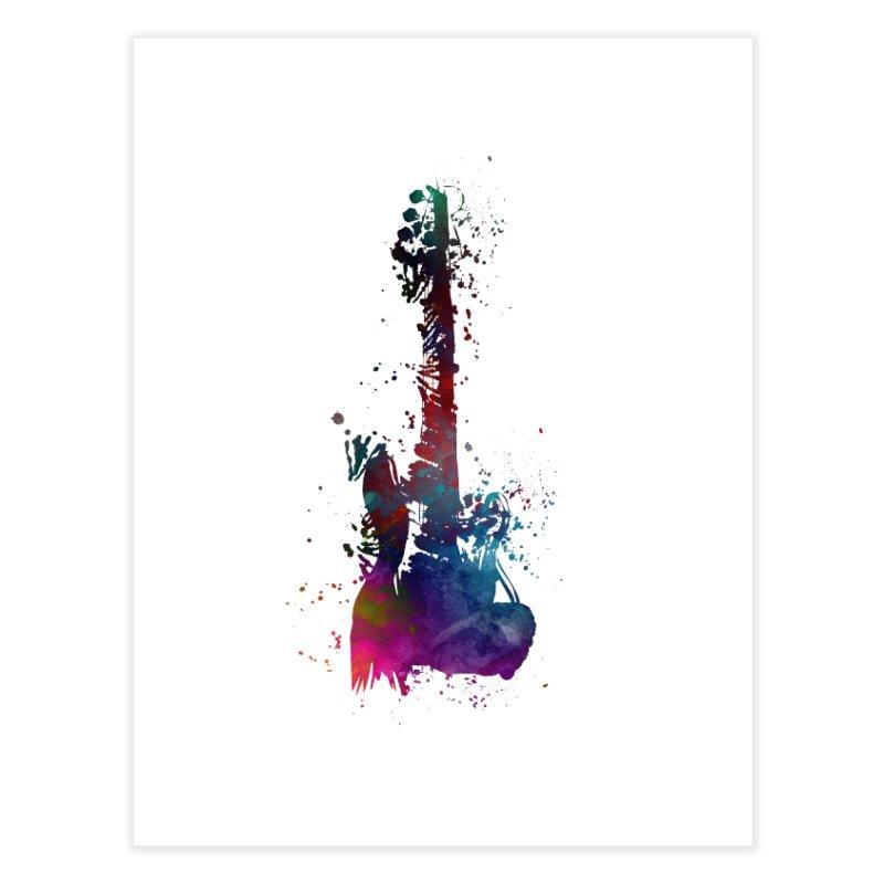 Guitar art Home Fine Art Print by jbjart Artist Shop