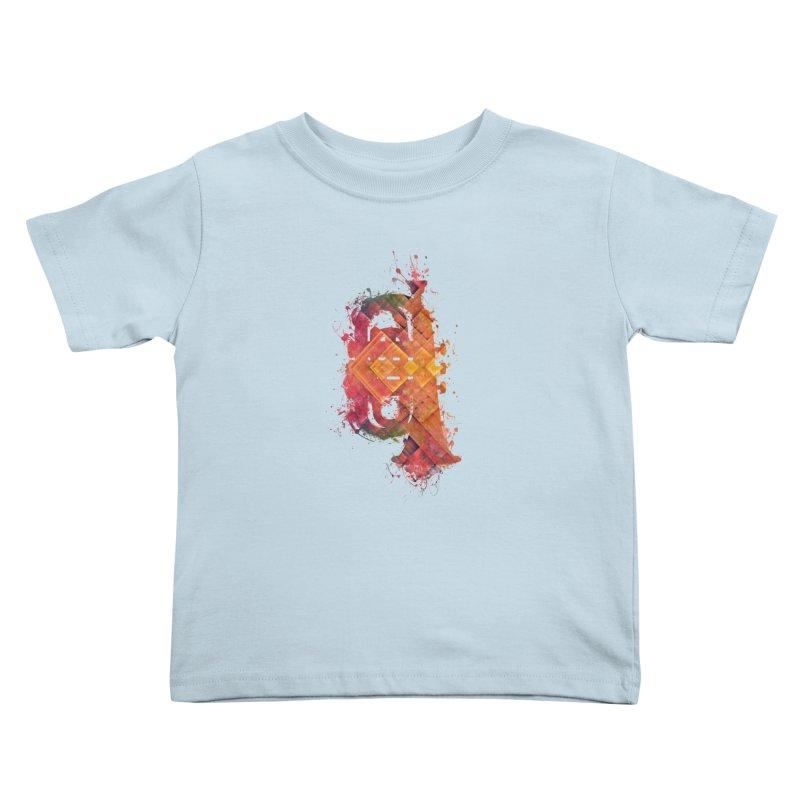 tuba Kids Toddler T-Shirt by jbjart Artist Shop