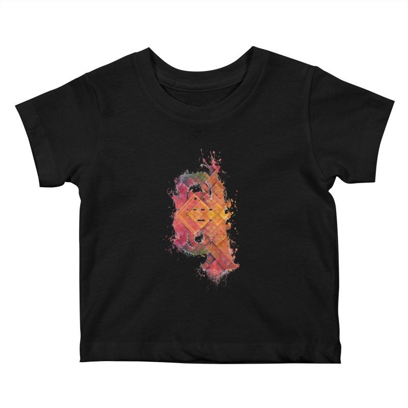 tuba Kids Baby T-Shirt by jbjart Artist Shop