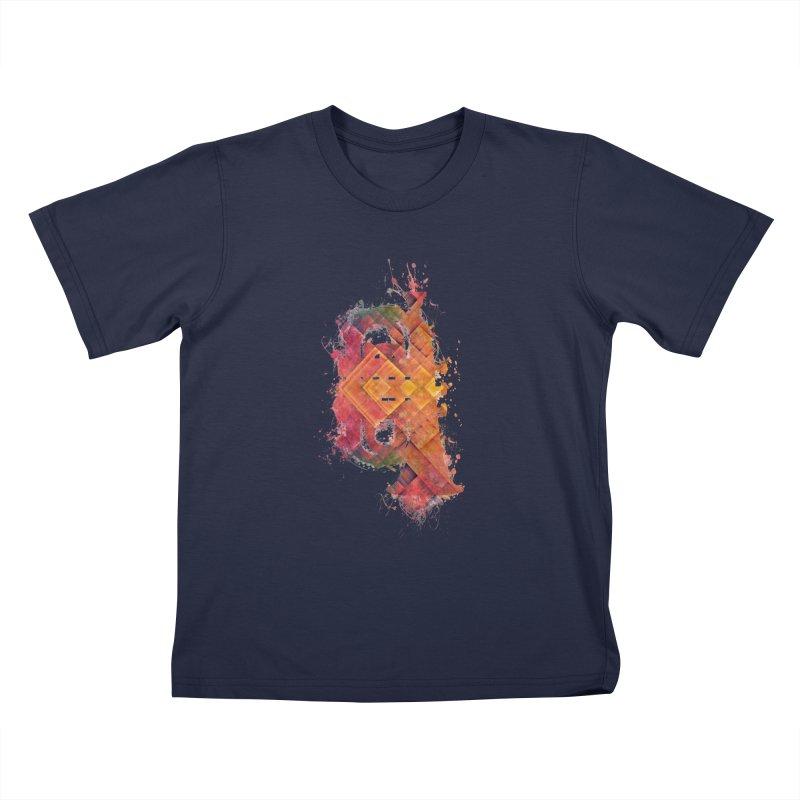 tuba Kids T-Shirt by jbjart Artist Shop