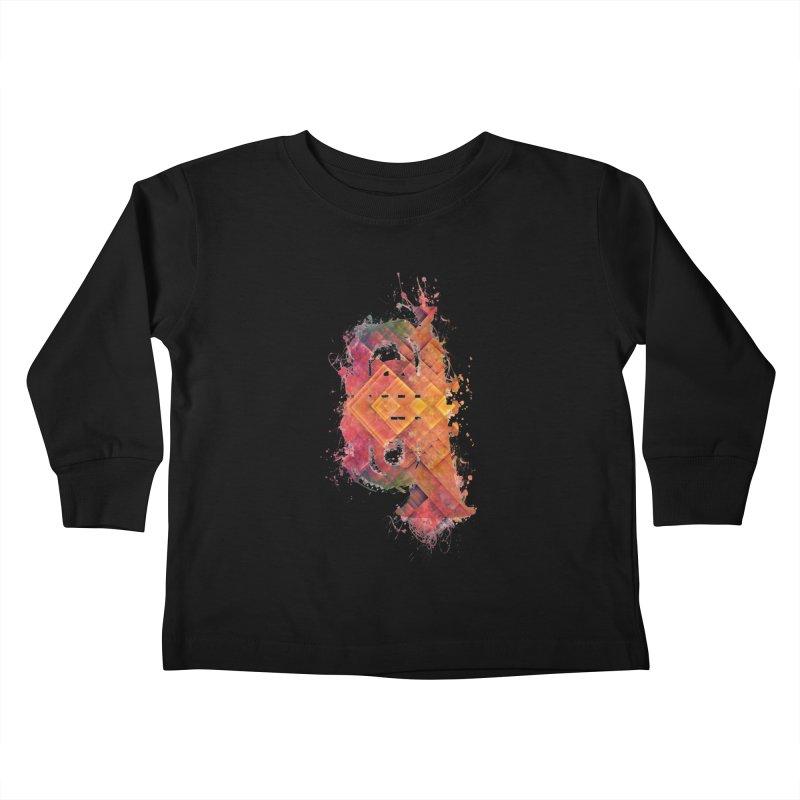 tuba Kids Toddler Longsleeve T-Shirt by jbjart Artist Shop