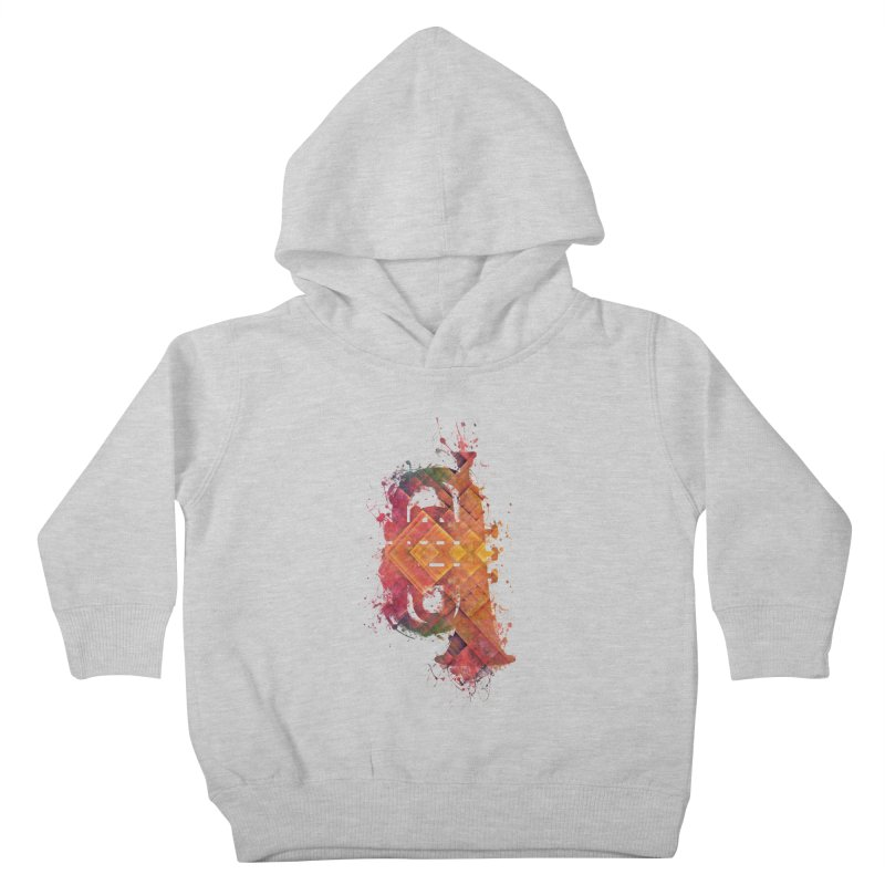 tuba Kids Toddler Pullover Hoody by jbjart Artist Shop