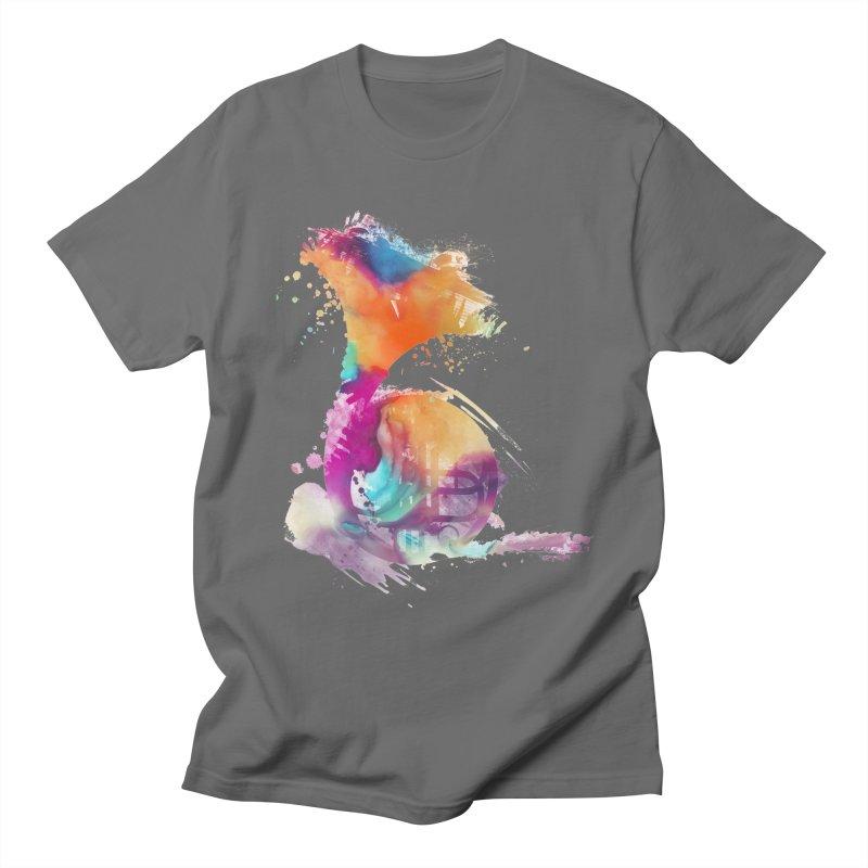 French Horn Men's T-Shirt by jbjart Artist Shop