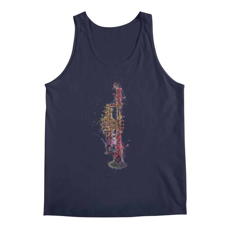 Trombone Men's Tank by jbjart Artist Shop