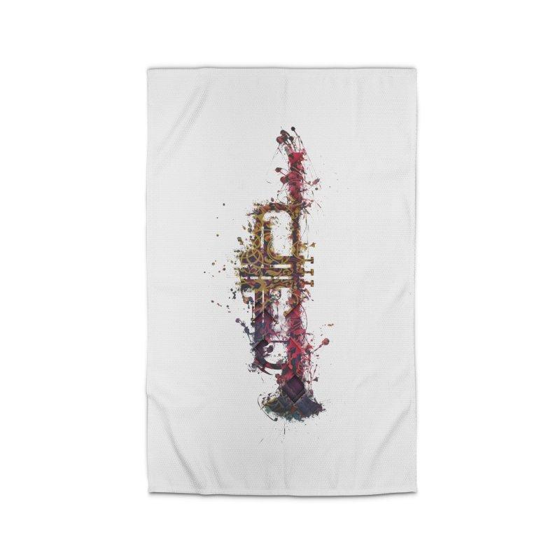 Trombone Home Rug by jbjart Artist Shop
