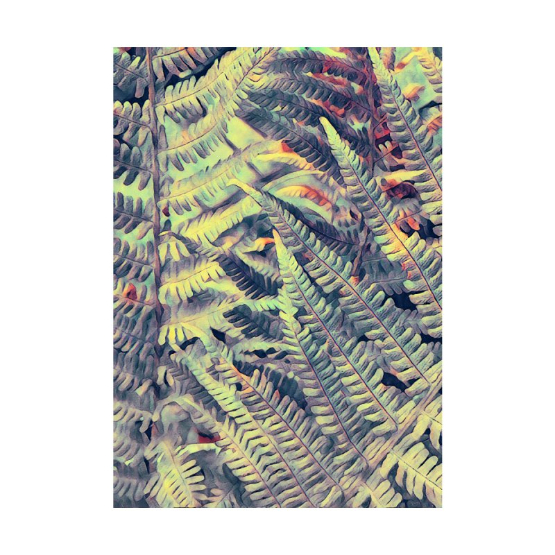 ferns flora art Accessories Sticker by jbjart Artist Shop