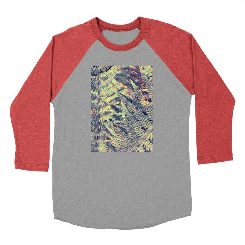ferns flora art Men's Longsleeve T-Shirt by jbjart Artist Shop