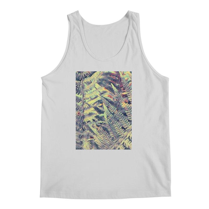 ferns flora art Men's Regular Tank by jbjart Artist Shop