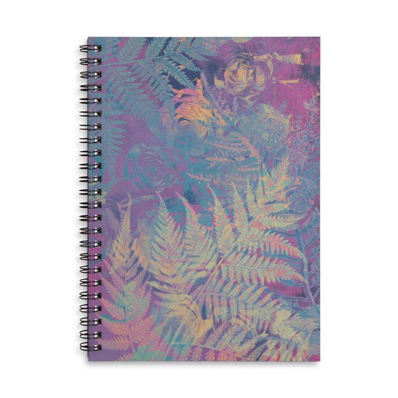 Roses Accessories Lined Spiral Notebook by jbjart Artist Shop