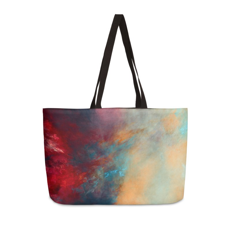 Journey art Accessories Weekender Bag Bag by jbjart Artist Shop