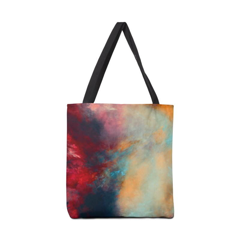Journey art Accessories Bag by jbjart Artist Shop