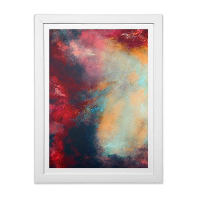 Journey art Home Framed Fine Art Print by jbjart Artist Shop