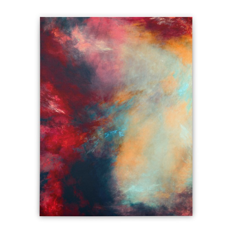 Journey art Home Stretched Canvas by jbjart Artist Shop