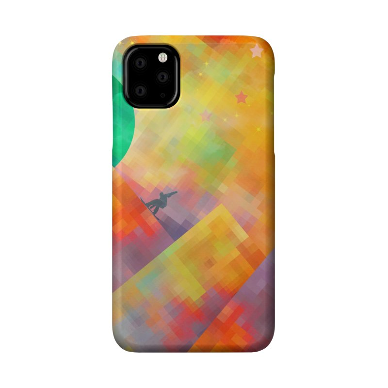 Snowboard Accessories Phone Case by jbjart Artist Shop
