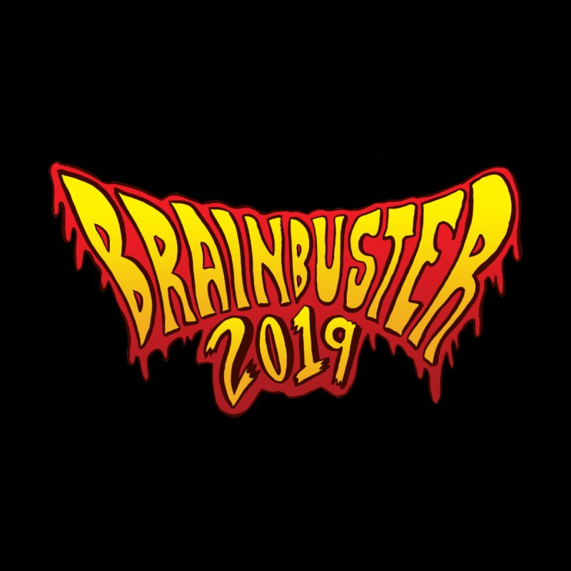 BRAINBUSTER 2019 Logo by JB Roe Artist Shop