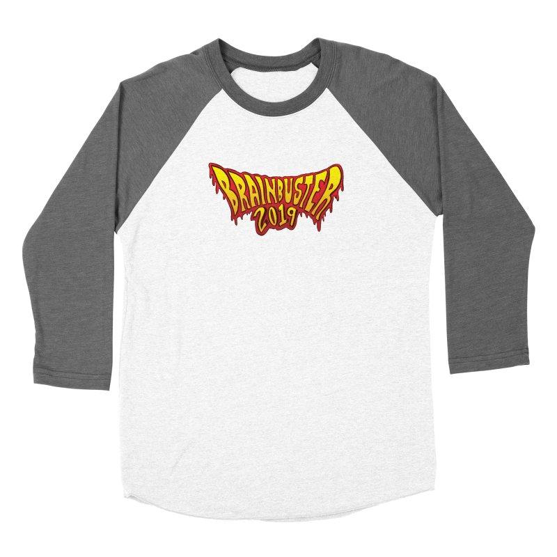 BRAINBUSTER 2019 Logo Women's Longsleeve T-Shirt by JB Roe Artist Shop