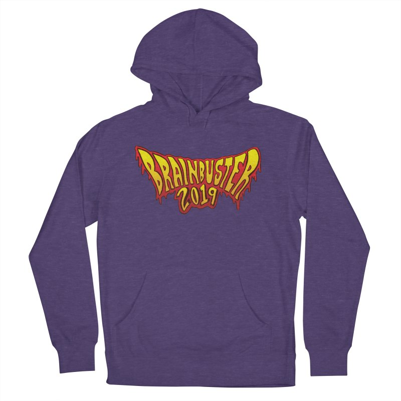 BRAINBUSTER 2019 Logo Women's French Terry Pullover Hoody by JB Roe Artist Shop