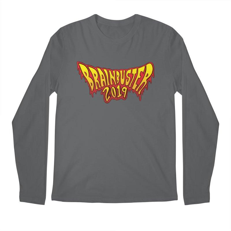 BRAINBUSTER 2019 Logo Men's Regular Longsleeve T-Shirt by JB Roe Artist Shop