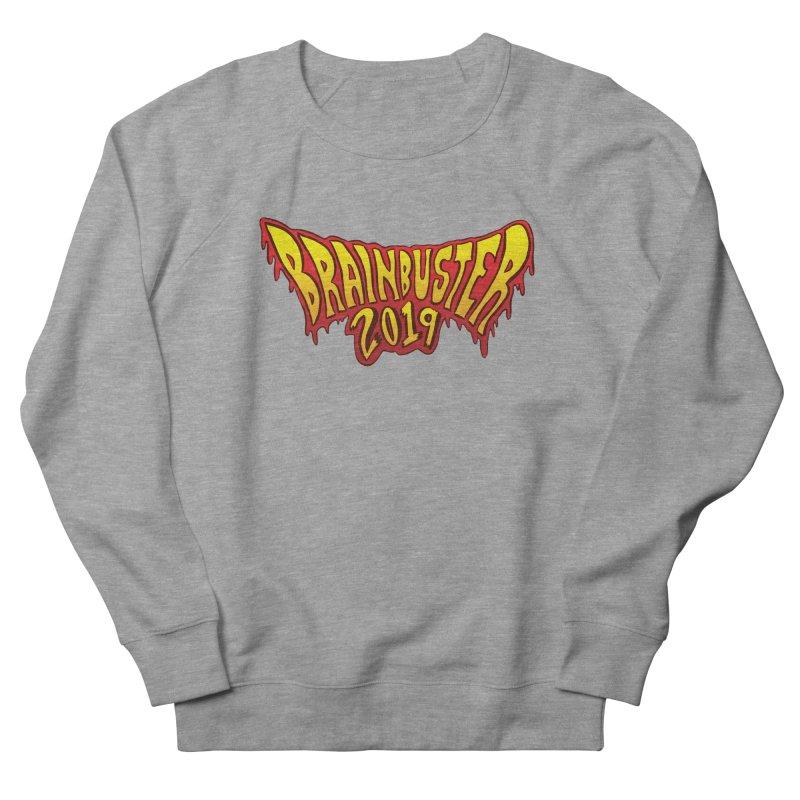 BRAINBUSTER 2019 Logo Women's French Terry Sweatshirt by JB Roe Artist Shop