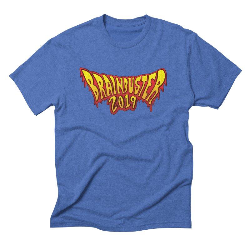 BRAINBUSTER 2019 Logo Men's T-Shirt by JB Roe Artist Shop