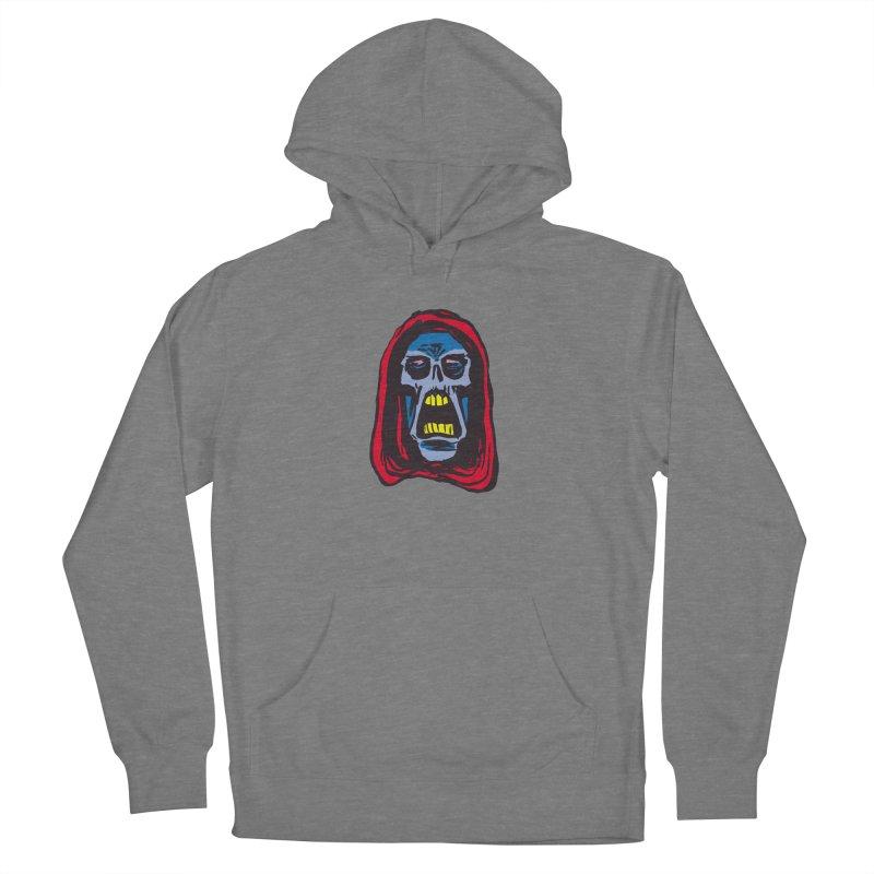 Ghoul Women's Pullover Hoody by JB Roe Artist Shop